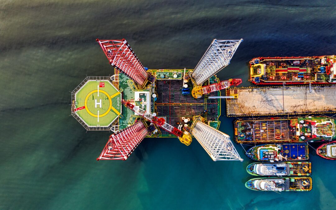 Three generations offshore cable protection