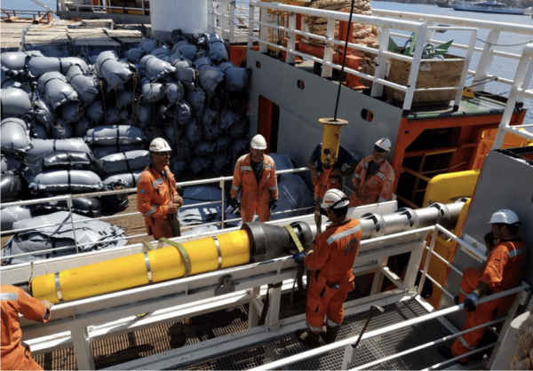 Subsea cable protection
